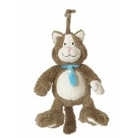 HH 130240 KNUFFELS Cat Ciao with rattle