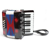 *NCT 0057 MUZIEKINSTRUMENTEN accordeon groot