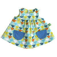 RB 90104 POPPEN play dress NIEUW