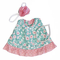 RB 70313 POPPEN pearl  outfit