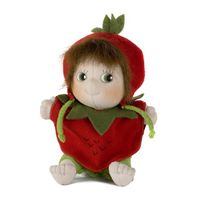 RB 10041 AANBIEDING poppen Strawberry