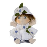 RB 10044 AANBIEDING poppen Winter rose
