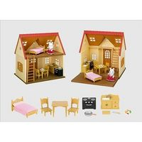 SY 5242 SYLVANIAN FAMILIES startershuis