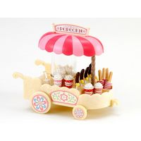 SY 2809 SILVANIAN FAMILIES popcornwagen