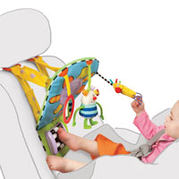 TOM 11465 BABY SPEELGOED car feet fun