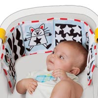 TOM 10635 BABY SPEELGOED clip on pram book